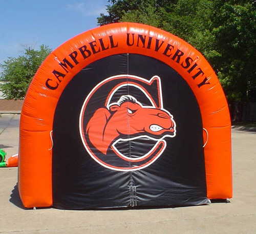 campbell university tunnel